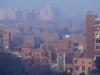 Cairo smog and smog.