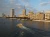 Skyline eastbank Nile, Cairo.