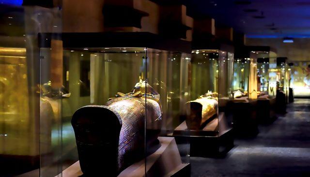 King Tut Museum Sharm el Sheikh