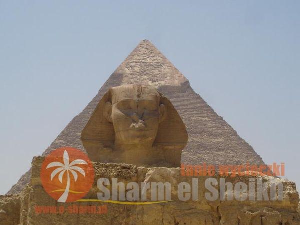 Wycieczka do Kairu Sharm el Sheikh