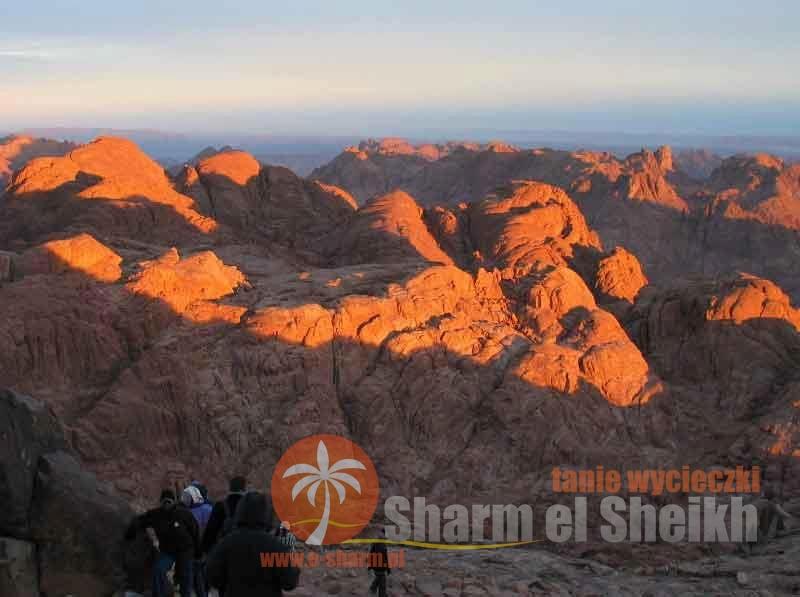 Góra Mojżesza wycieczka Sharm el Sheikh004