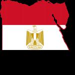 flaga egipt